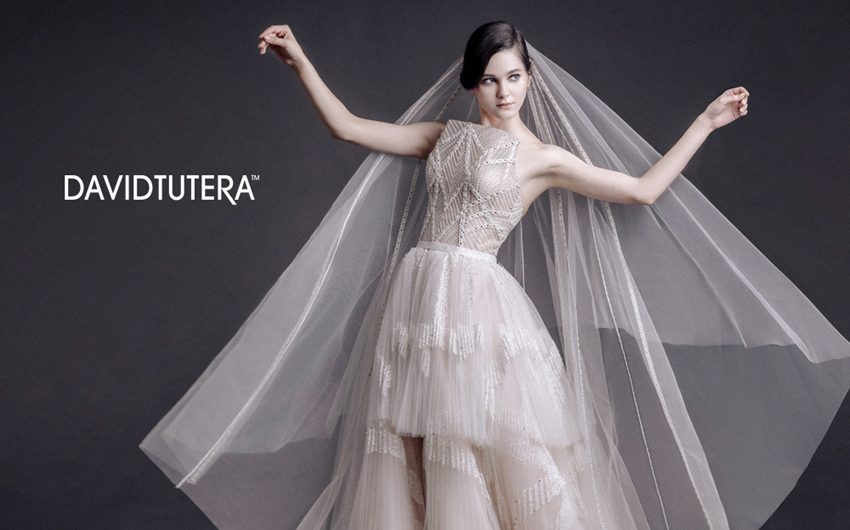 22d41d5b3cf76 David Tutera Launches Bespoke Bridal Gowns and They are Gorgeous ...